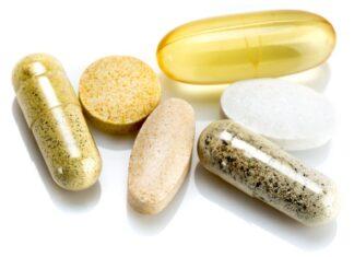 Suplemento nutricional, y el medicamento