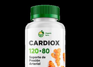 Cardiox cápsulas - opiniones, foro, precio, ingredientes, donde comprar, amazon, ebay - Peru