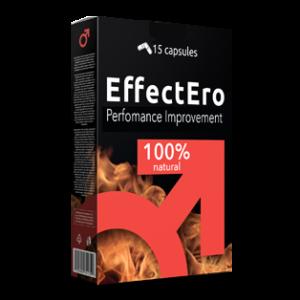 EffectEro cápsulas - opiniones, foro, precio, ingredientes, donde comprar, mercadona - España