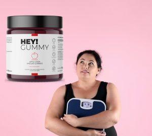 HEY!Gummy gomitas, ingredientes, cómo tomarlo, como funciona, efectos secundarios