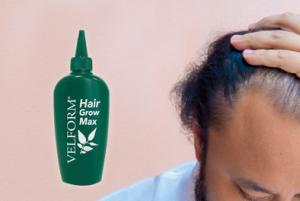 Hair Grow Max gotas, ingredientes, cómo usarlo, como funciona, efectos secundarios