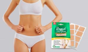 Rapid Slim parche, ingredientes, cómo usarlo, como funciona, efectos secundarios