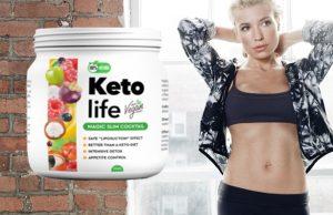 Ketolife bebida, ingredientes, cómo tomarlo, como funciona, efectos secundarios