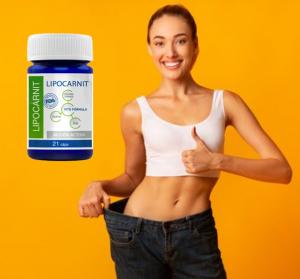 Lipocarnit cápsulas, ingredientes, cómo tomarlo, como funciona, efectos secundarios