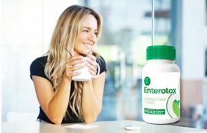 Enterotox cápsulas, ingredientes, cómo tomarlo, como funciona, efectos secundarios